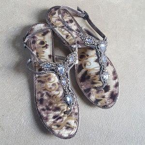 Sam Edelman Ross Jeweled Sandal